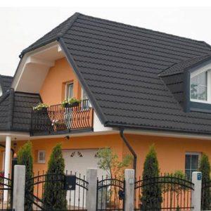 montaj acoperis tigla metalica